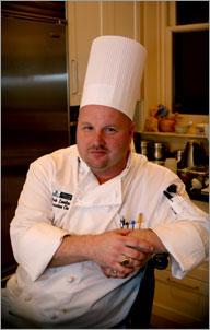 Chef Mark Loveland